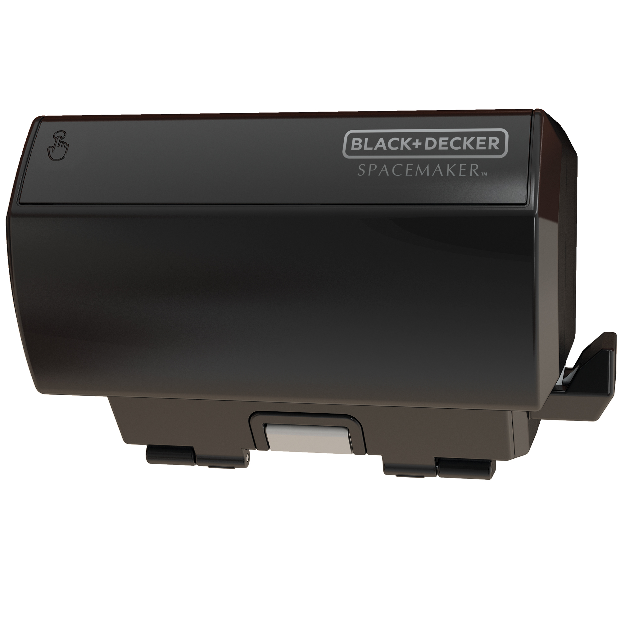 black decker spacemaker can opener co100b black decker rh blackanddeckerappliances com under cabinet can opener bed bath and beyond under cabinet can opener lowes
