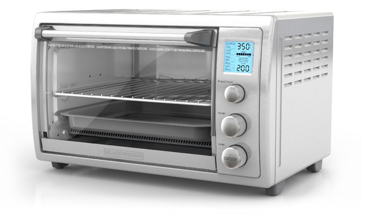 Crisp 'N Bake 8-Slice Digital Air Fry Toaster Oven