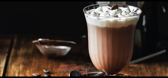 Homemade Irish Cream Hero Image