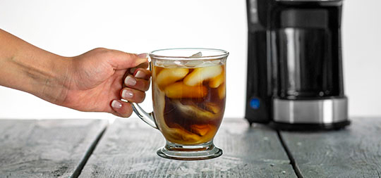 BLACK+DECKER Iced Coffee Recipe