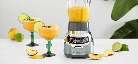 Peach Margarita Recipe | BLACK+DECKER