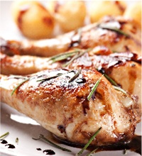 Balsamic Drumstick Thumbnail