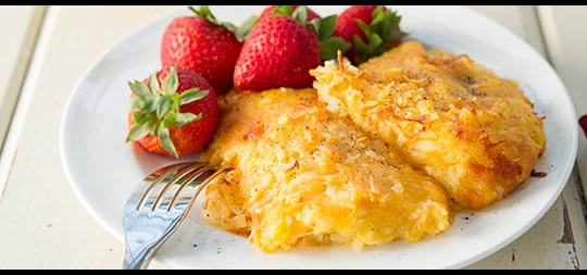 Cheesy Hashbrowns