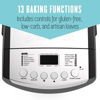 13 Baking functions