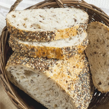Multi Seeded White Bread
