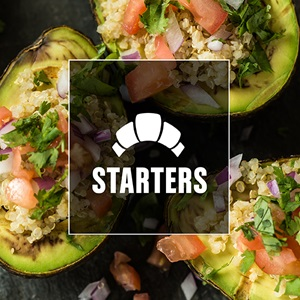 Starters Recipes