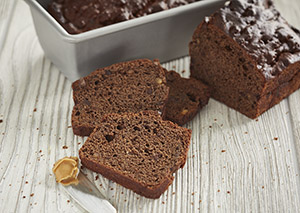 Peanut Butter Chocolate Bread George Foreman Recipe