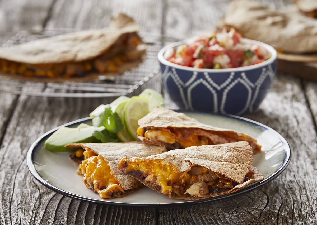 Chicken Quesadilla George Foreman Recipe