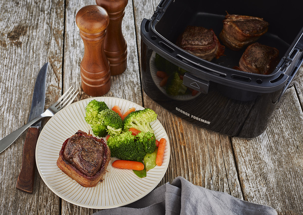 Beef Tenderloin George Foreman Recipe