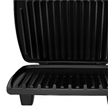 George Foreman® george tough™ nonstick coating gr2120b