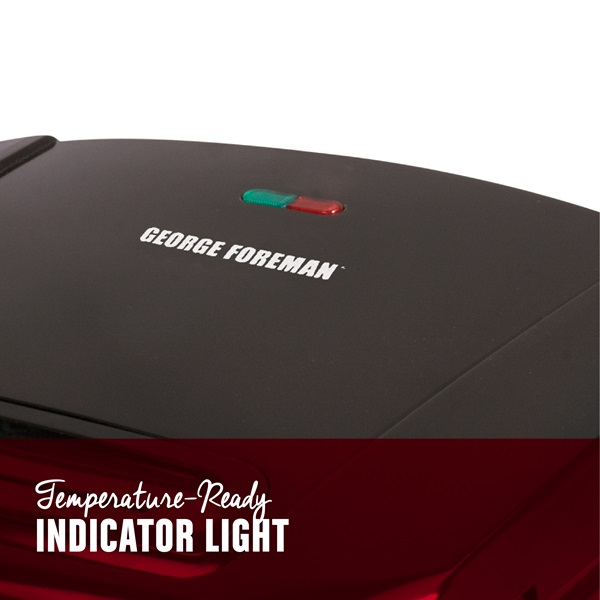 Temperature Ready Indicator Light
