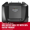 rapid grill series our fastest grill yet with 30 percent faster preheat. compared to previous removable grill preheat GRP99BLK