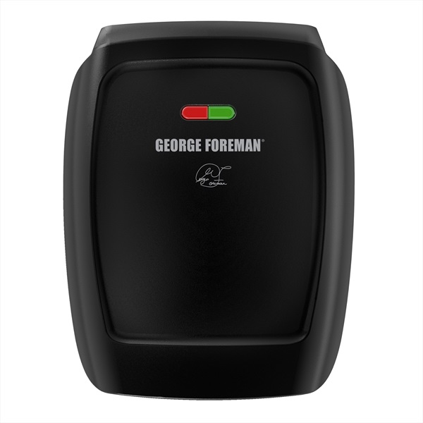 George Foreman basic grill GR2060B black