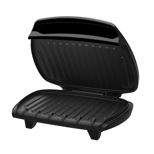 GR350VB 5-Serving Basic Plate Grill - Black