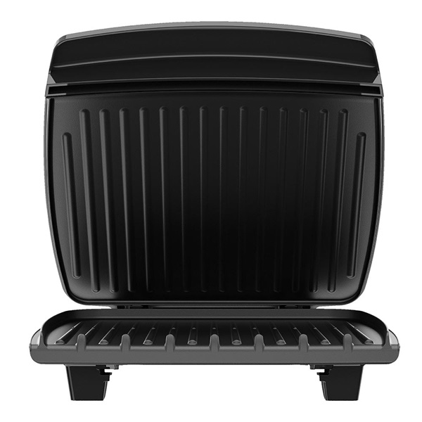 GR380VB 8-Serving Classic Plate Electric Indoor Grill and Panini Press with Adjustable Temperature Render