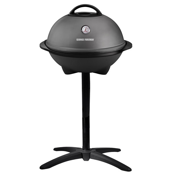 GFO240TGM Indoor Outdoor 15+ Serving Domed Electric Grill