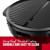 George Tough non stick coating. Durable and easy to clean.