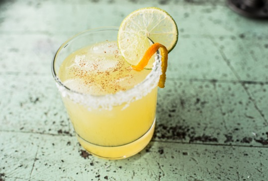 Margarita Recipe Hero Image