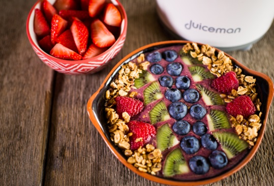 Rainbow Acai Bowl Hero Image