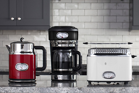 Russell Hobbs Retro Style Collection