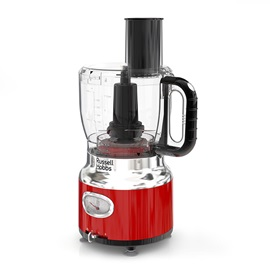 Russell Hobbs® Retro Style Red Food Processor