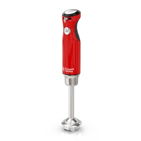 Russell Hobbs® Retro Style Red Immersion Blender