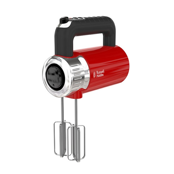 Russell Hobbs® Retro Style Red Hand Mixer