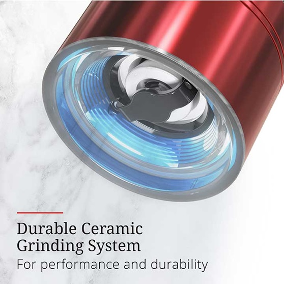 Durable Ceramic Grinding System – For performance and durability
