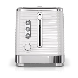 Coventry 2-Slice White Toaster