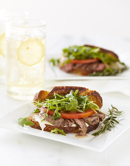 Russell Hobbs Steak Sandwich Recipe