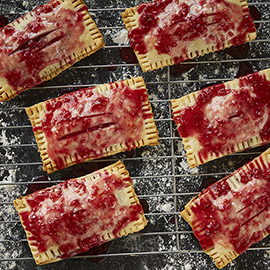 russell hobbs raspberry hand pie recipe