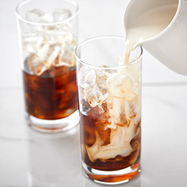 Cinnnamon Freach Toast Iced Coffee Recipe | Russell Hobbs
