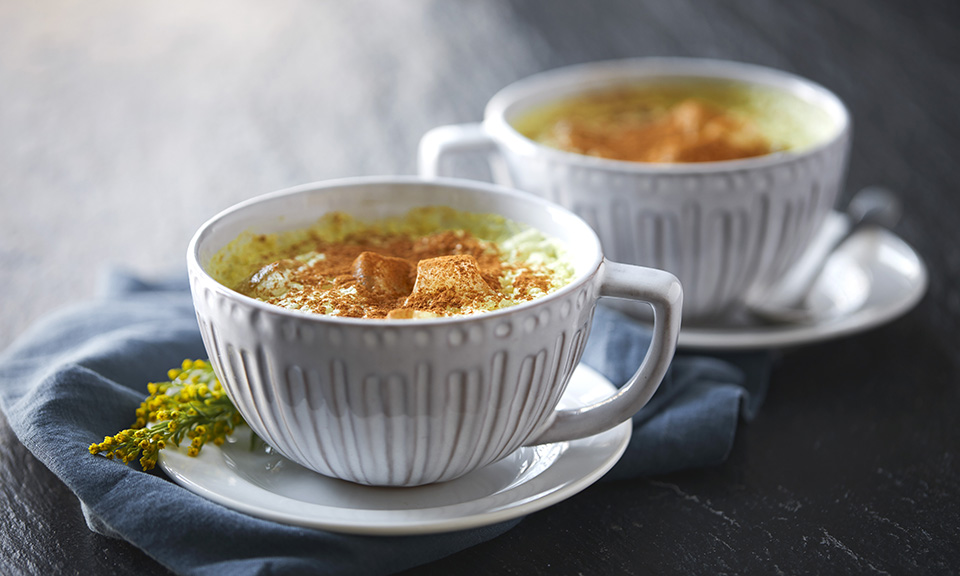 Golden Milk Recipe by Russell Hobbs