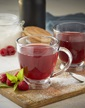 raspberry mint green tea recipe russell hobbs