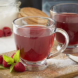 russell hobbs raspberry mint green tea recipe