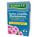 Azalea, Camellia, Rododendron Plant Food 32-10-10 Water Soluble