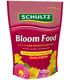 Bloom Plus® Slow Release Plant Food 12-24-12