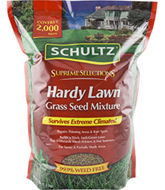 Supreme Selections™ Hardy Lawn Grass Seed Mixture