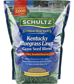 Supreme Selections™ Kentucky Bluegrass Grass Seed Blend