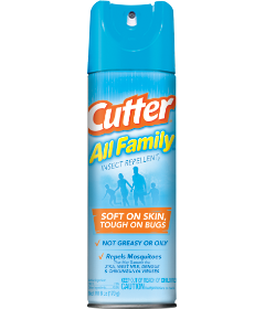 All Family Insect Repellent Aerosol