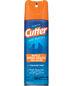 Unscented Cutter Insect Repellent Aerosol