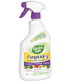 Fungicide3® (Ready-to-Use) | Garden Safe