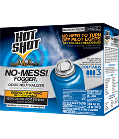 No-Mess!™ Fogger3 With Odor Neutralizer | Hot Shot