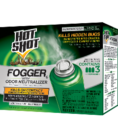 Fogger6 With Odor Neutralizer | Hot Shot