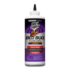 Bed Bug Kills Dust With Diatomaceous Earth