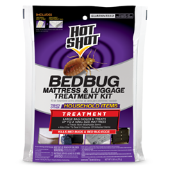 Bedbug Mattress & Luggage Treatment Kit
