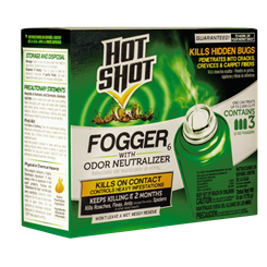 Fogger With Odor Neutralizer