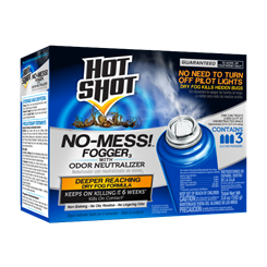 No-Mess Fogger With Odor Neutralizer