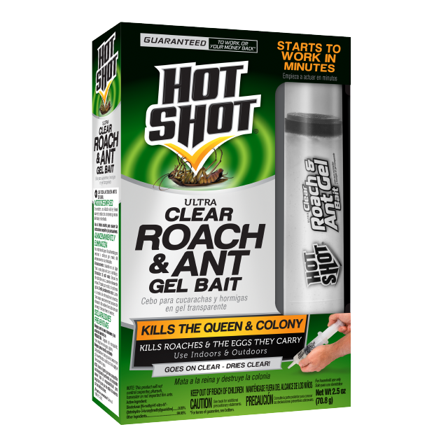 Ultra Clear Roach & Ant Gel Bait