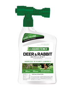 Deer and Rabbit Repellent Concentrate RTS